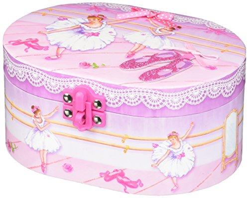Hot Focus Ballerina Beauties Musical Jewelry Box with (Treasures Musical Figurine)