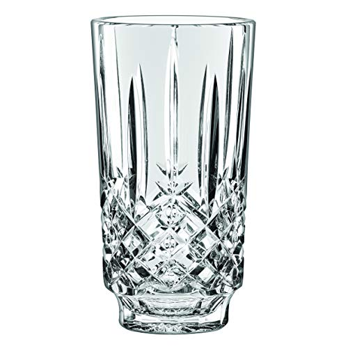 Waterford 22,86 cm jarrón de Cristal Markham, Juego de 1, Transparente