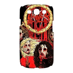 CTSLR Band Slayer Hard Case Cover Skin for Samsung Galaxy S3 I9300-1 Pack -2