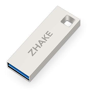 Pendrive 64GB 3.0 Memoria USB Stick Flash Drive con Indicador para Ordenador, Computadora, Mac, Coche