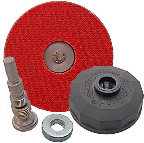 /75/mm 7,6/cm et 125/mm 12,7/cm Flexi-disc ponceuse//meuleuse//Taille-crayon//polisseuse Pro Lot/