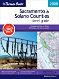 The Thomas Guide Sacramento and Solano Counties Street Guide, , 0528866478