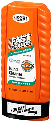 Permatex 23122-12PK Fast Orange Smooth Lotion Hand Cleaner - 15 fl. oz., (Pack of 12) by Permatex (Image #1)