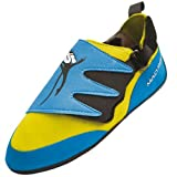 Mad Rock Mad Monkey 2.0 Kids Climbing Shoes (Strap) - Blue/Yellow (1.0 M US) by Mad Rock