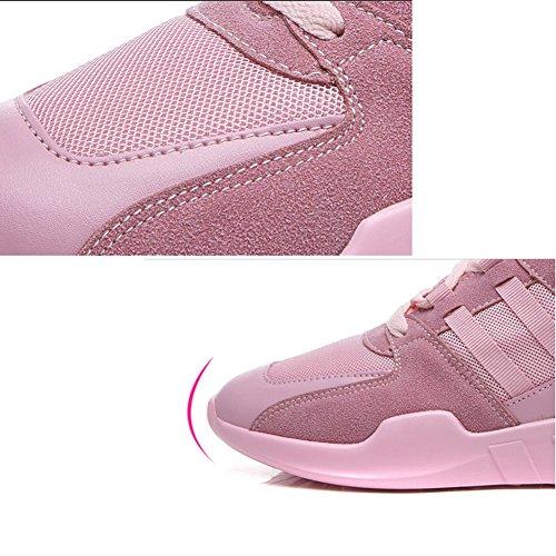 De Liangjun Chaussures Baskets Talons Appartement Bas Femme Sports q1qSCwTB