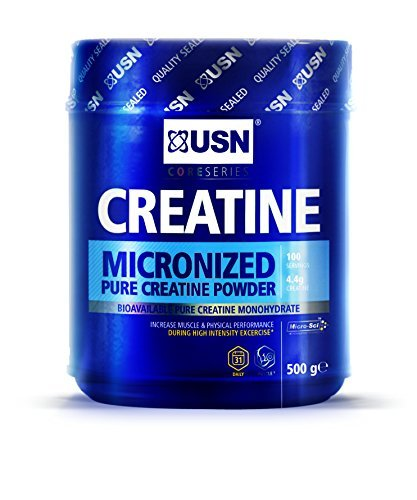 USN Creatine Monohydrate, 500 g by USN