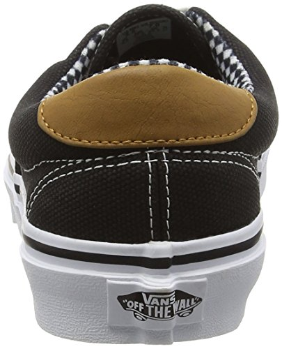 waxed 59 Sportive Unisex Adulto Nero Vans Black Scarpe Canvas YzwEYd