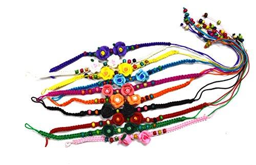 Syleia Colorful Friendship Bracelets Fashion