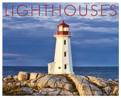 Lighthouses 2012 Calendar