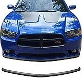 dodge charger srt bumper - 11-14 Dodge Charger OE Style Polypropylene Front Bumper Lip Spoiler Bodykit