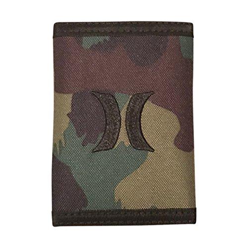 Hurley Honor Roll Tri-Fold Wallet (Camo) ()