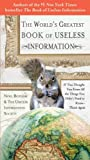 From the creators of the #1 New York Times bestseller The Book of Useless Information-a collection of even greater insignificance.More useless than ever before! Impress know-it-all friends with this all-new hodgepodge of frivolous facts and silly sta...