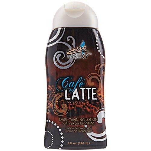 Zero to Sexy Cafe Latte 8 oz.