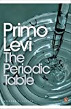 Front cover for the book The Periodic Table by Primo Levi