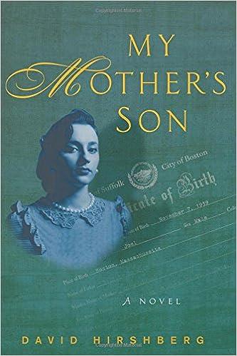 amazon com my mother s son a novel 9781941493229 david
