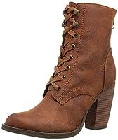 Rebels Women's Rb-Fallon Boot, Cognac, 10 M US