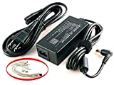 iTEKIRO Netbook AC Power Adapter Laptop Charger for Acer Aspire One AOA150-1784 + 10-in-1 USB Charging Cable