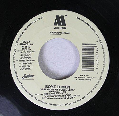 Boyz II Men - 4 Seasons of Loneliness - Zortam Music