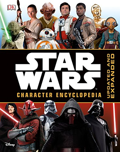Star Wars Character Encyclopedia, Updated and -