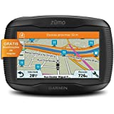 "GPS para Moto Garmin Zumo 395LM Preto Touchscreen 4,3"" Bluetooth"