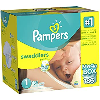 96acfbc9d0a14 Pampers Pañales Swaddlers