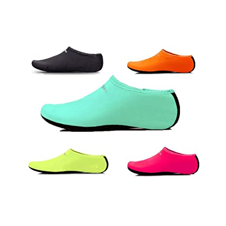 FREEDIVESW Water Socks Barefoot Skin Shoes Beach Surf Diving ...