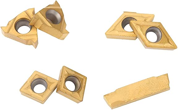tournage Turning Toolin en m/étal dur c/émente pour support de loutil avec embouts 10/mm 21pcs Set outils de tournage m/étal Set outils outil de tournage