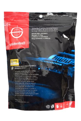 biodegradable seamless airsoft bbs