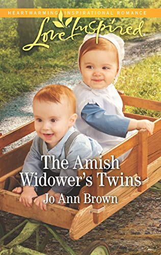 The Amish Widower's Twins: A Fresh-Start Family Romance (Amish Spinster Club) ()