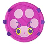 Melissa & Doug Sunny Patch Trixie Ladybug Flying Disc Catching Activity