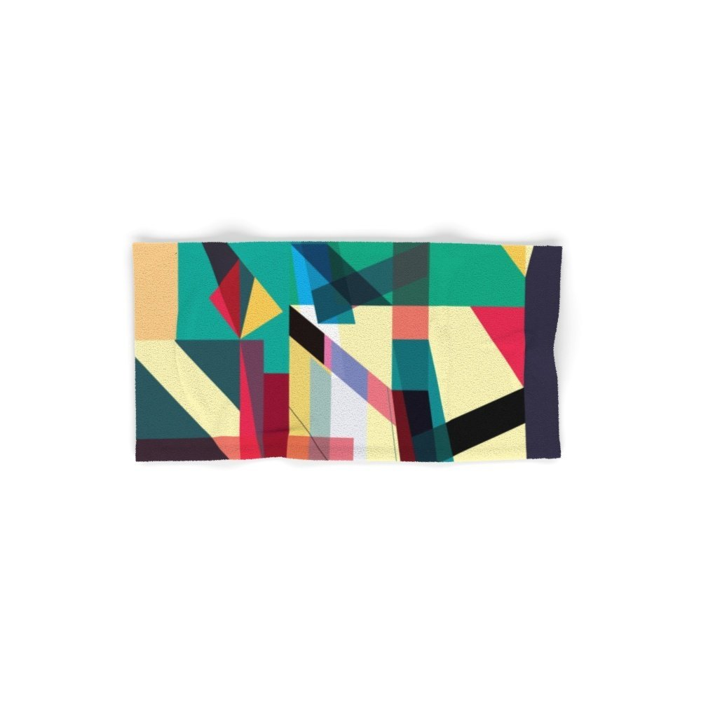 Society6 Lost In Woods Set of 4 (2 hand towels, 2 bath towels)