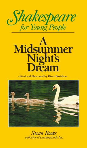 A Midsummer Night's Dream (Shakespeare for Young People)
