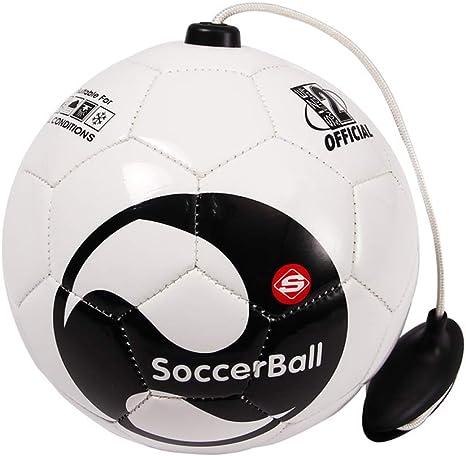 Générique – Balón de fútbol de Entrenamiento con Goma elástica ...