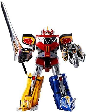 Bandai Tamashii Nations Soul of Chogokin Mighty Morphing Power Rangers Action Figure