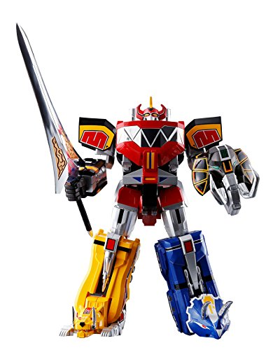 Bandai Tamashii Nations Soul of Chogokin Mighty Morphing Power Rangers Action Figure by Bandai