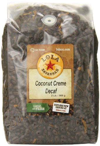 whole bean coconut coffee - 8