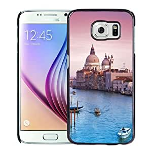 New Personalized Custom Designed For Samsung Galaxy S6 Phone Case For Beautiful Venice Phone Case Cover