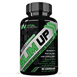 Weight Loss Pills That Work for Women and Men by Vital Nutrition with Garcinia Cambogia, Green Coffee Bean, Raspberry Ketones and Caffeine - Appetite Suppressant & Carb Blocker 60 caplets
