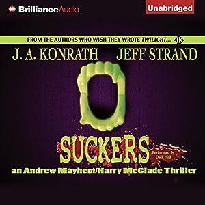 Suckers Audiobook
