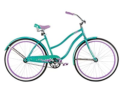 "Huffy Bicycle Company Women's Good Vibrations Cruiser Bike, 26""/Large"