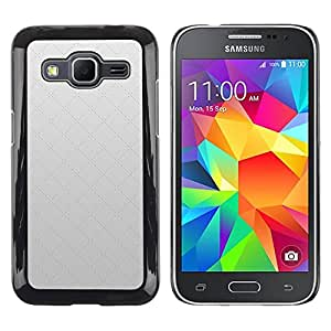 Exotic-Star ( Simple Pattern 17 ) Fundas Cover Cubre Hard Case Cover para Samsung Galaxy Core Prime / SM-G360