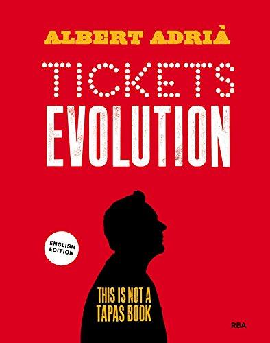 Tickets evolution (GASTRONOMÍA Y COCINA)