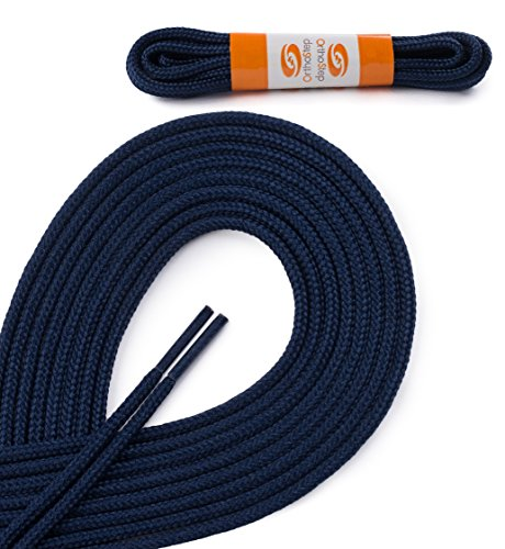 OrthoStep Round Dress Thin Shoelaces