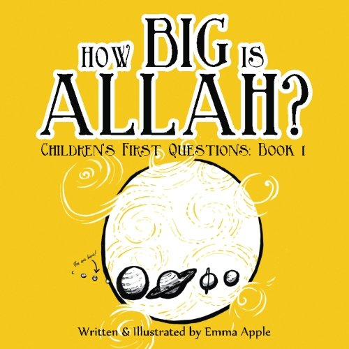 How Big Is Allah   Children's First Questions Band 1