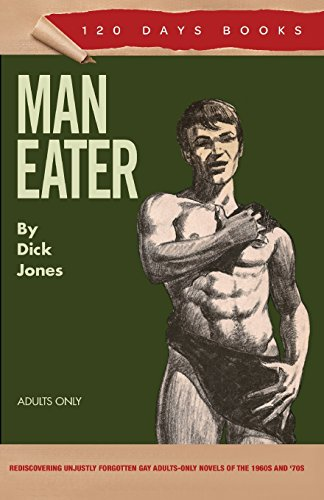 Man Eater: & Night of the Sadist by Dick Jones