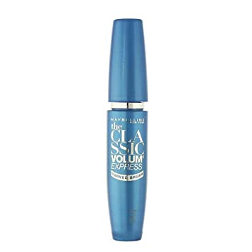 e0a0a136303 Image Unavailable. Image not available for. Color: Maybelline Volum' Express  Mascara, Black, The Classic ...