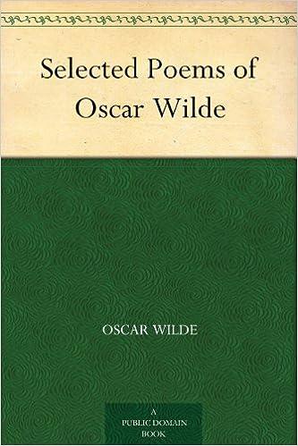 Amazoncom Selected Poems Of Oscar Wilde Ebook Oscar Wilde