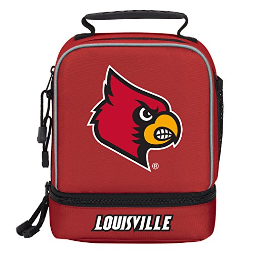 Bag Insulated Lunch Ncaa (NCAA Louisville Cardinals