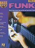 Bass Play-Along Vol.05 Funk + Cd