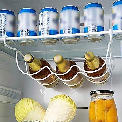 Estante de almacenamiento para botellas de cerveza, frigorífico ...